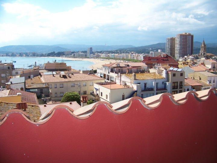 Dúplex amb vistes al mar-Palamós